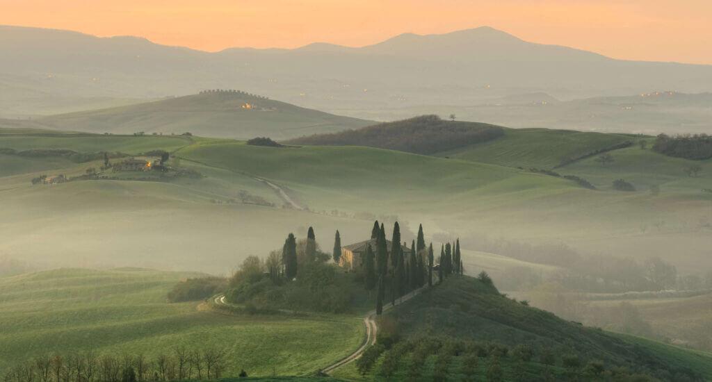 val dorcia tuscany
