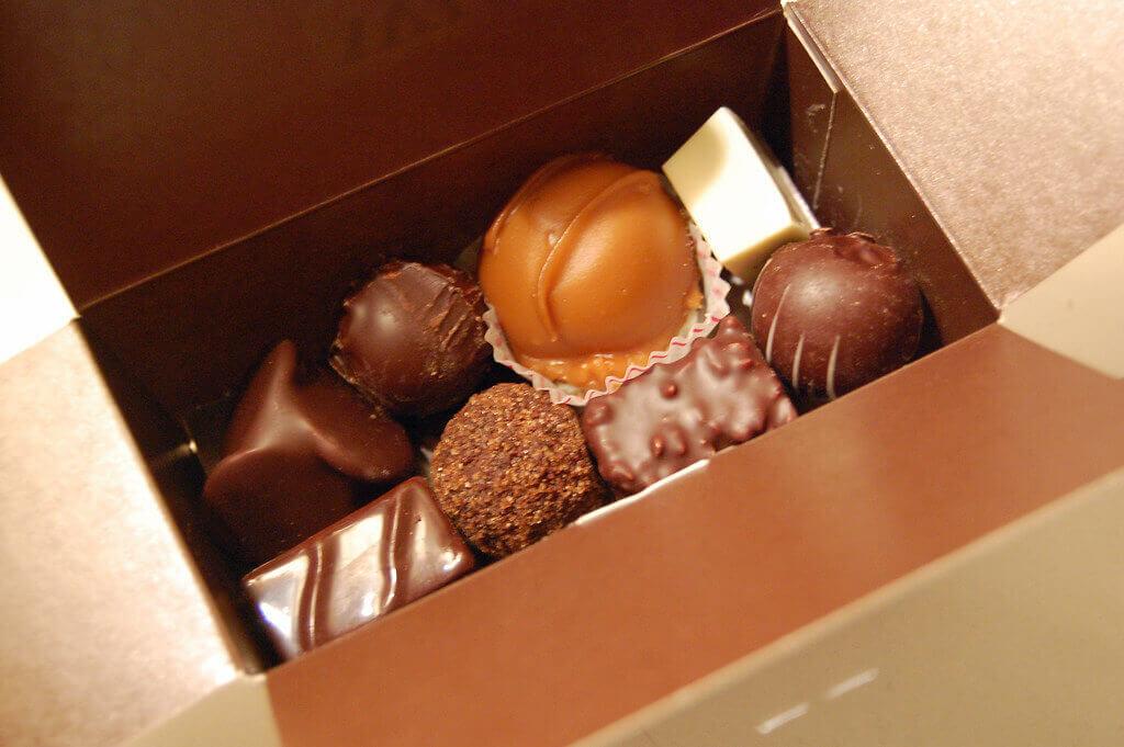 wittamer chocolates