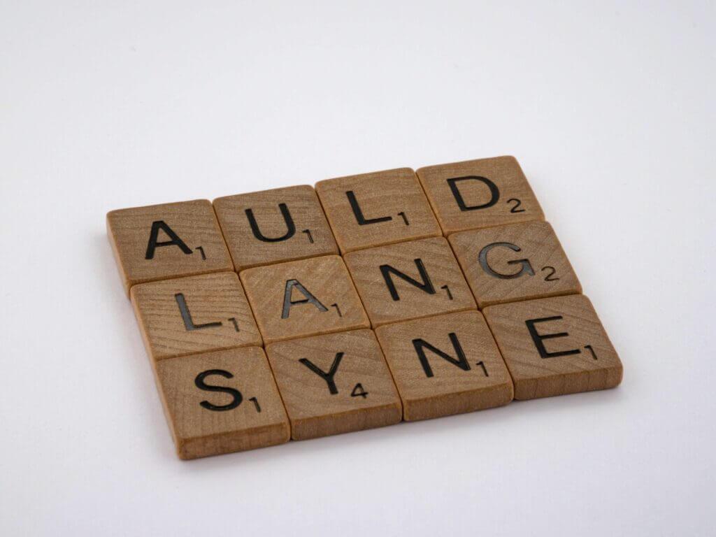 AuldLangSyne Burns Night