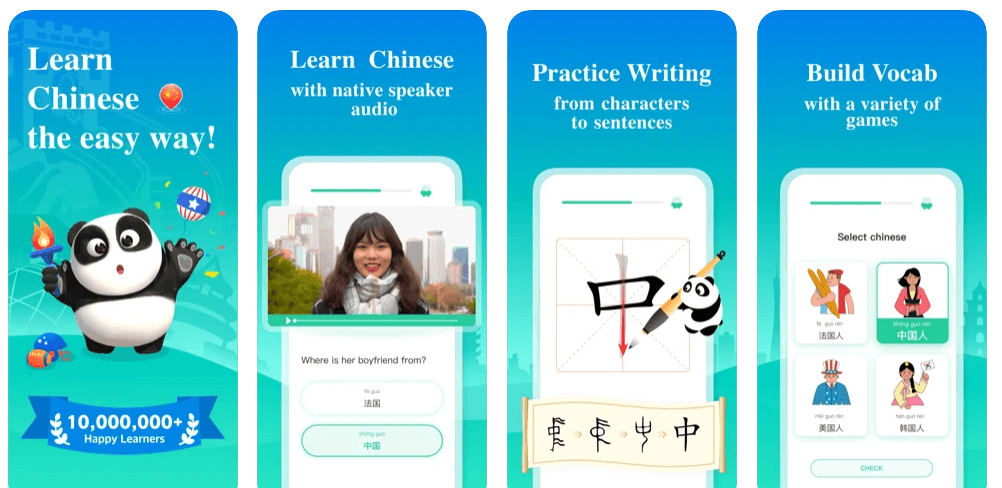 Learn Chinese on ChineseSkill