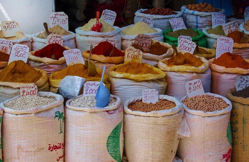 Marseille spices