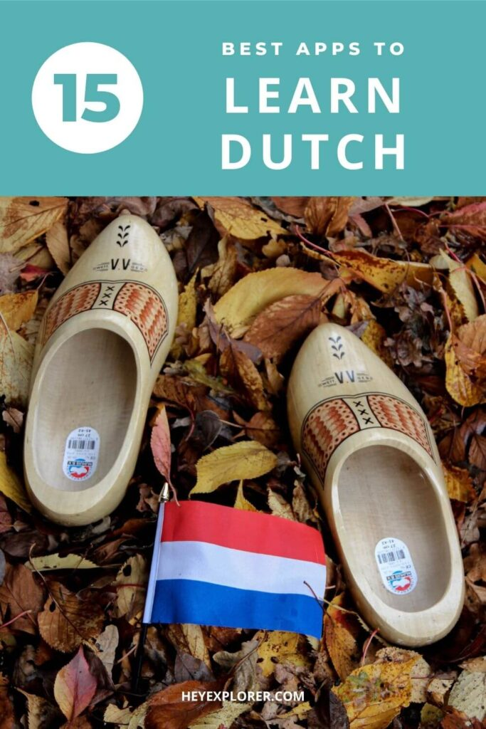 apps to learn Dutch