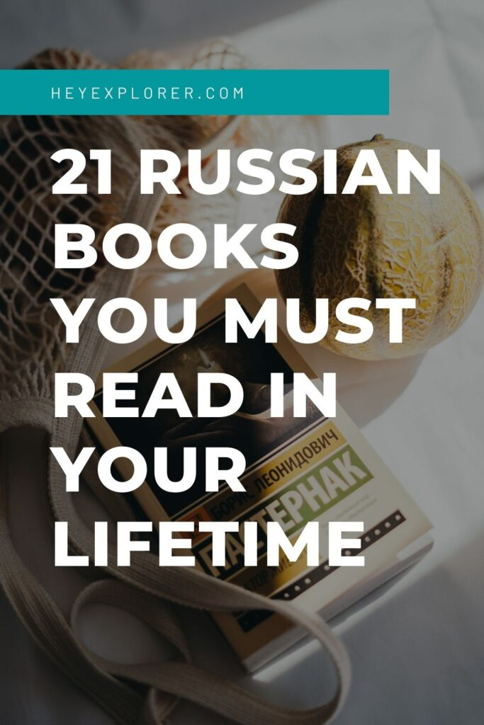 books about Russia