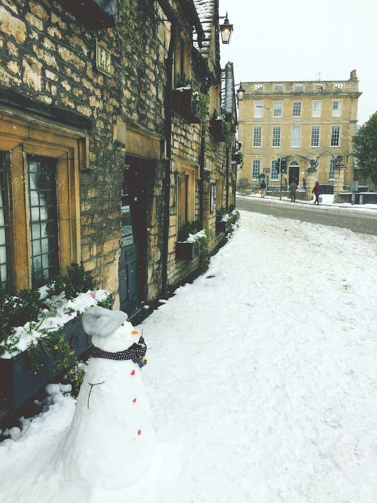 bradford on avon snow