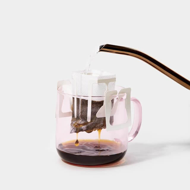 brewing coffee with coffee cow coffee