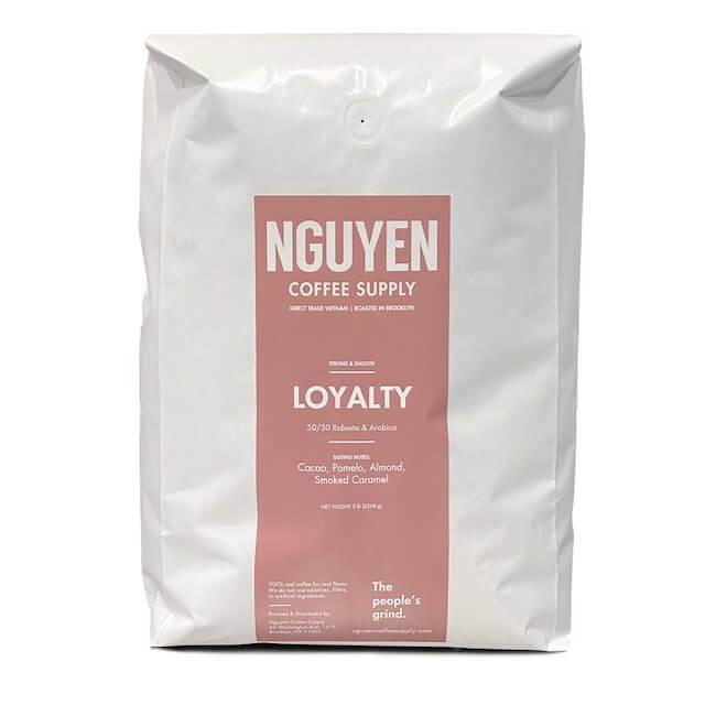 nguyen coffee supply loyalty