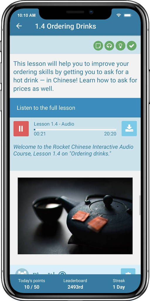 learn chinese on rocket chinese