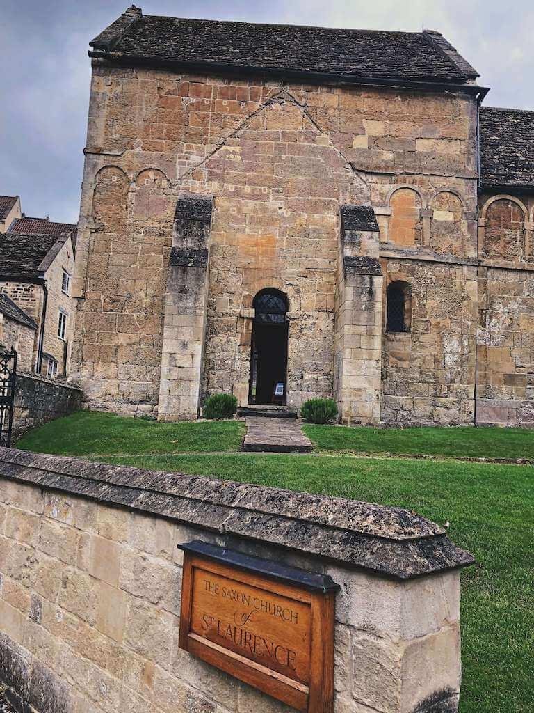 The Saxon Church in Bradford-on-Avon