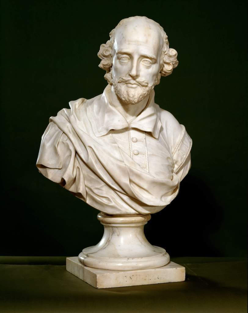 william shakespeare in birmingham museum