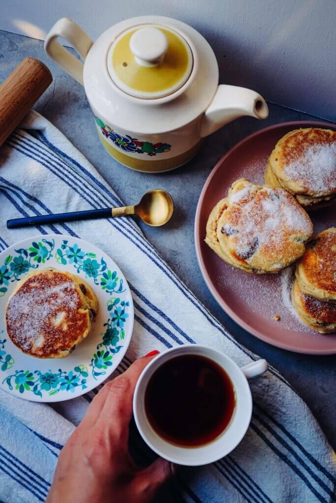 welsh teacake