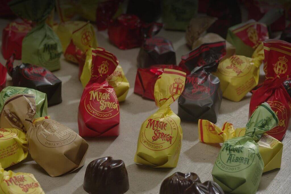 Alberti chocolates