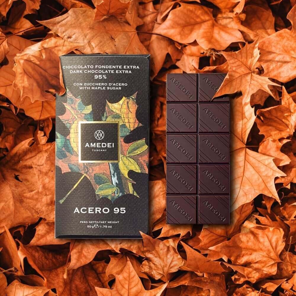 Amedei chocolate bar