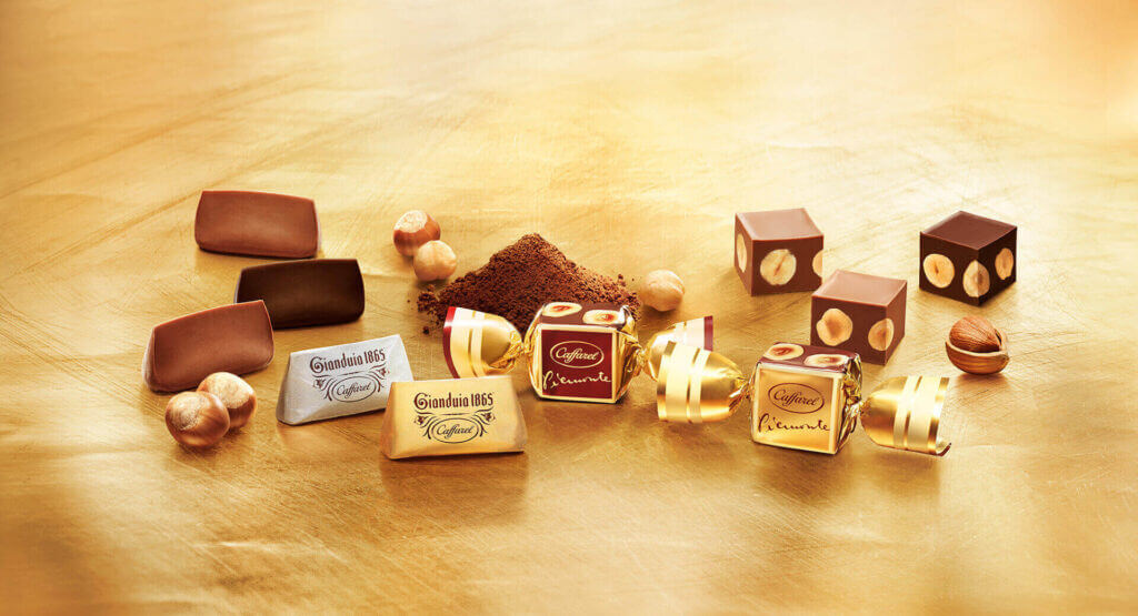 carrafel is an italian chocolate brand
