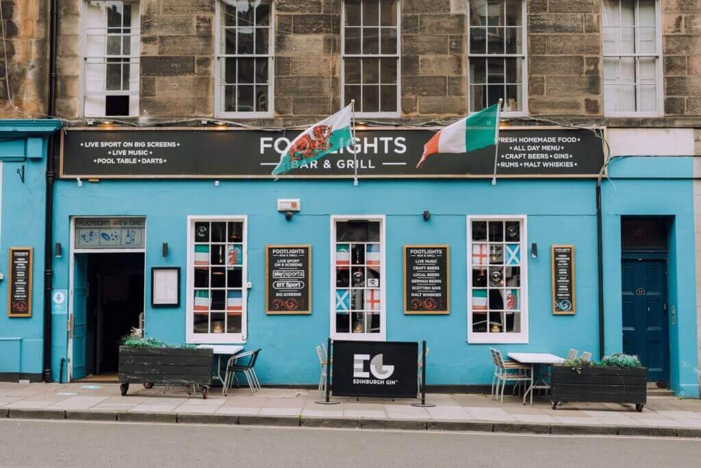 Pub in the UK
