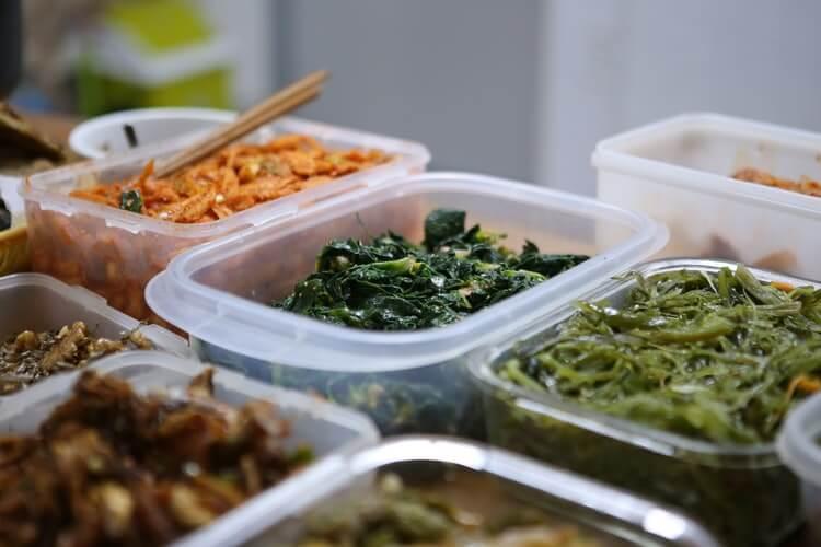 fermented korean dishes