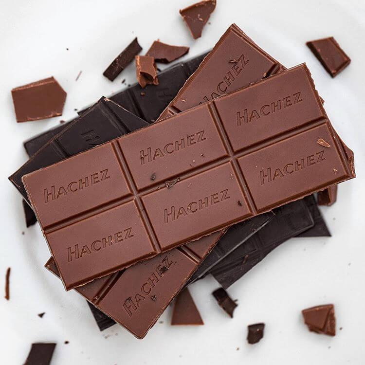 Hachez chocolate bar