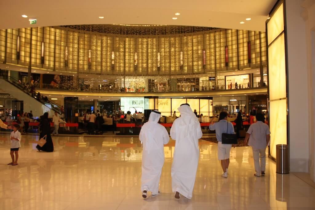 Inside the world's largest shopping mall, Dubai Mall