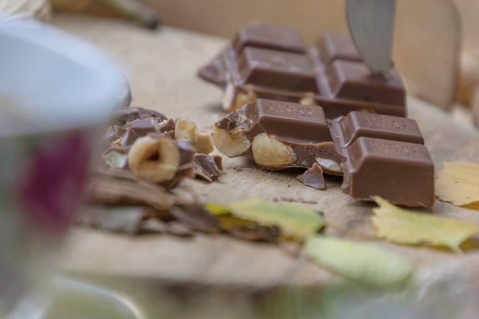 Ritter Sport is a German chocolate brand