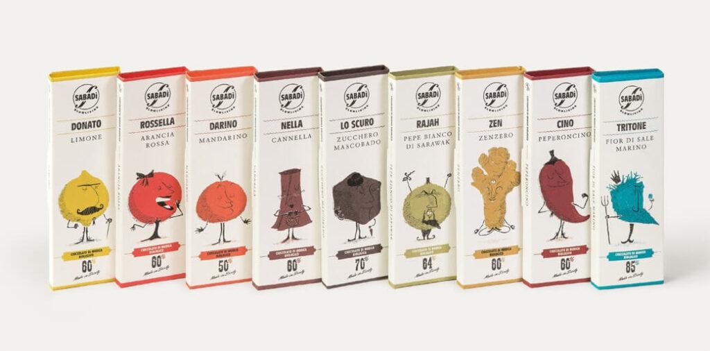 Sabadi chocolate