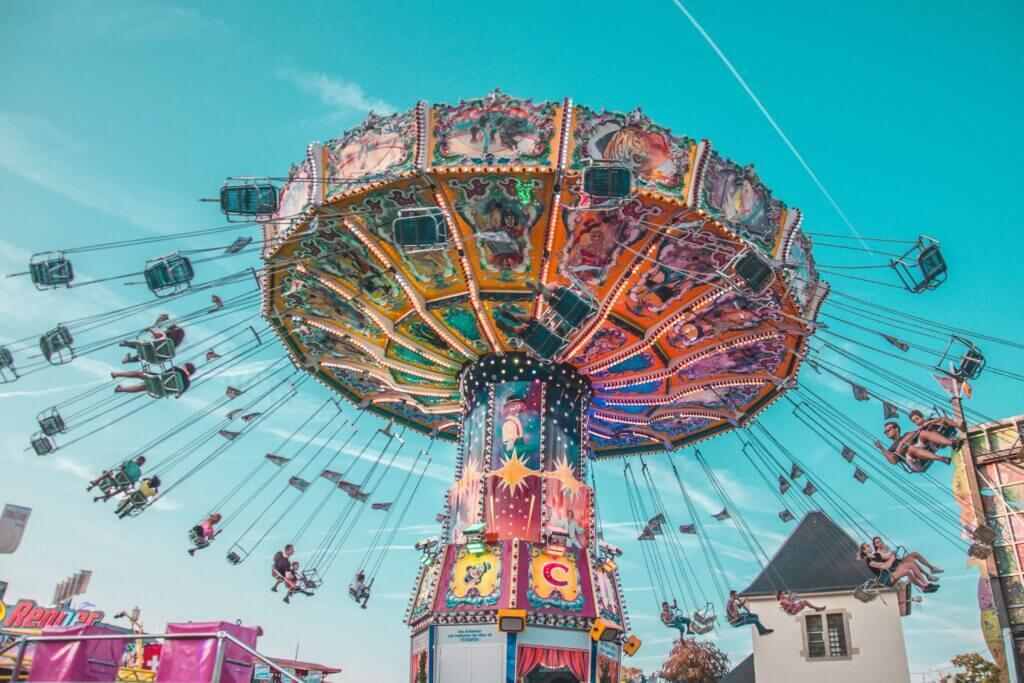 schueberfour fun fair