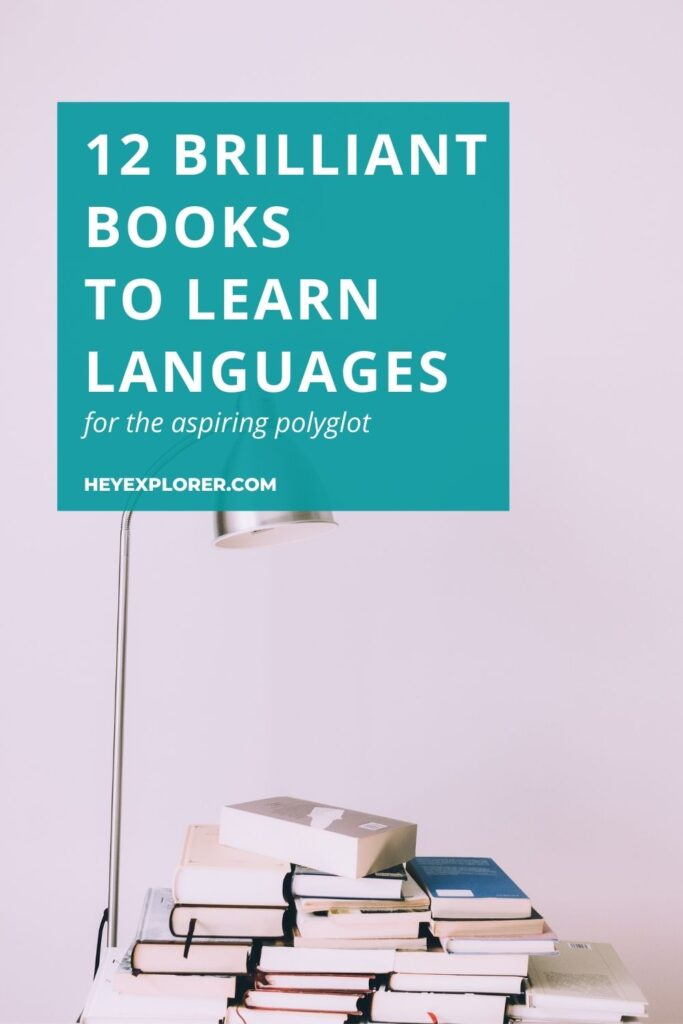 books to learn languages