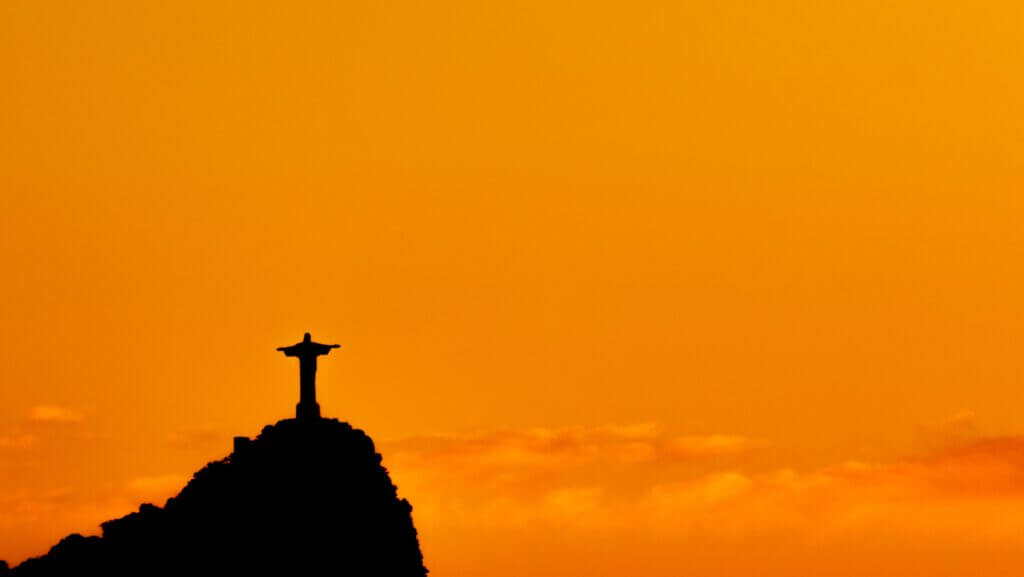 rio is known for the christ the redeemer statue