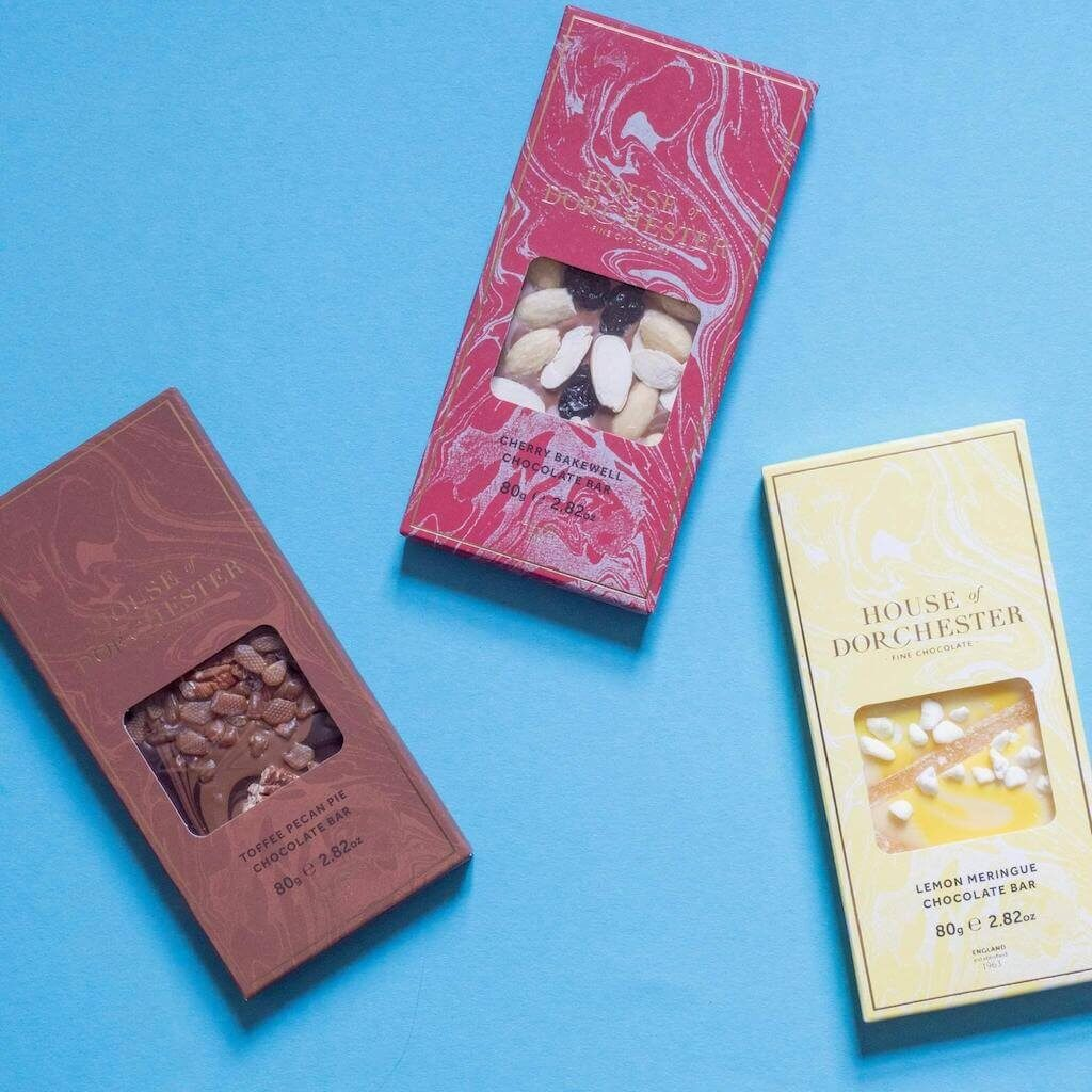 Chocolates by House of Dorchester