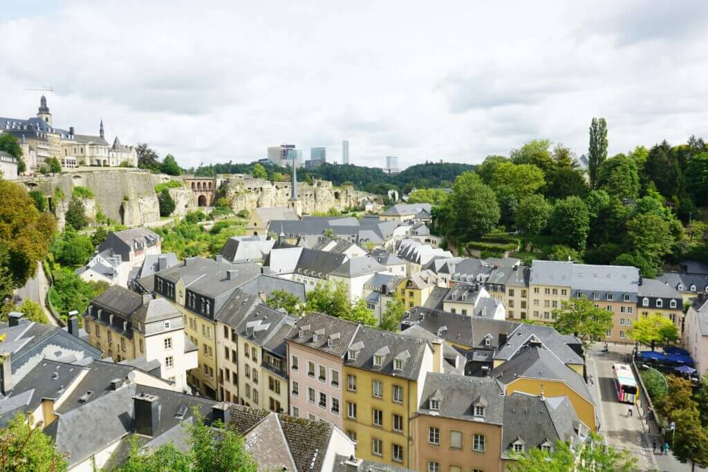 Summer in Luxembourg