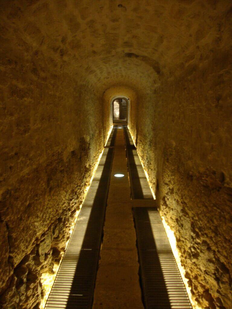luxembourg underground tunnels