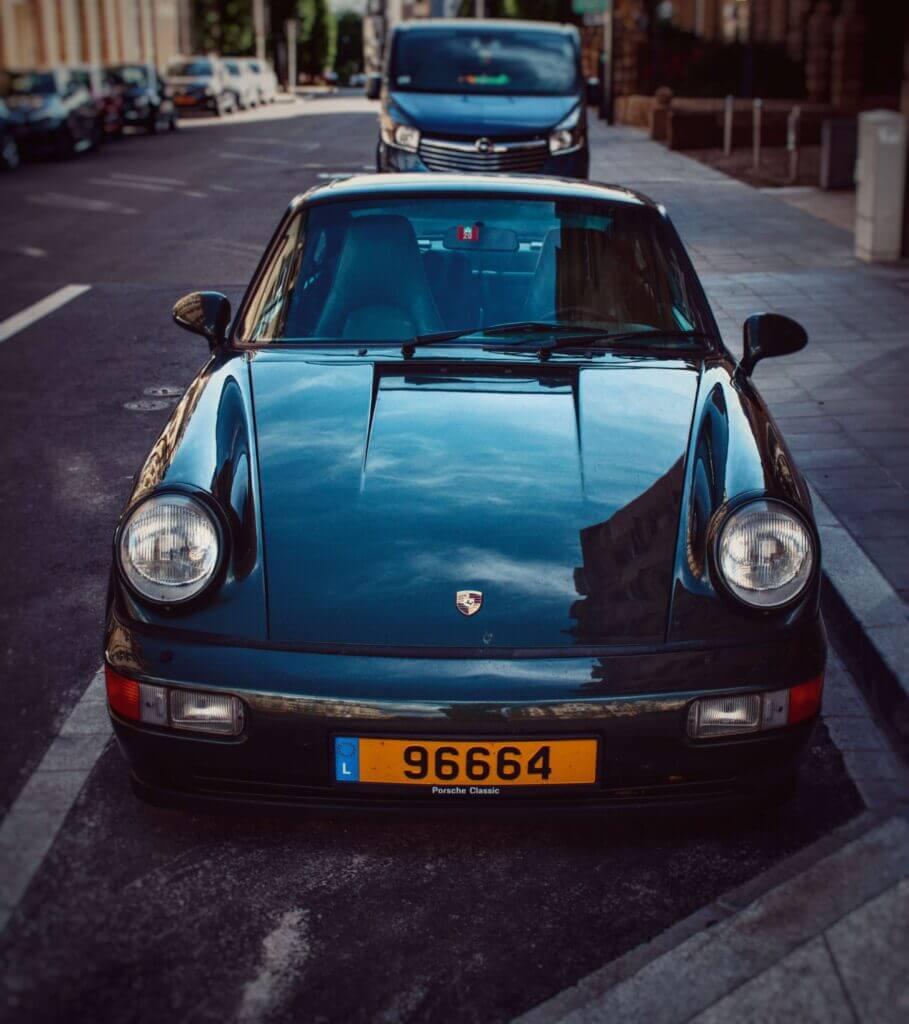 Porsche in Luxembourg
