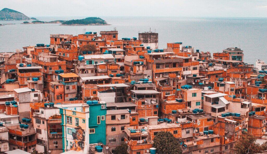 rio de janeiro is famous for its favelas
