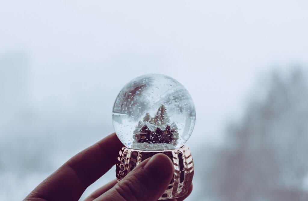 Snow globe is an Austrian invention