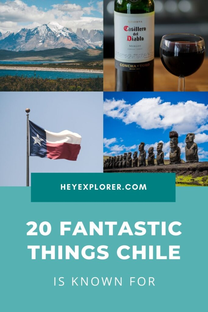 What is Chile known for