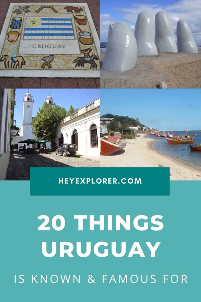 What is Uruguay known for
