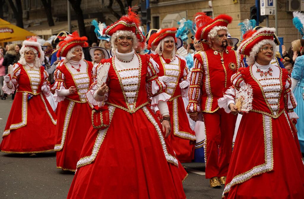 The Rijeka Carnival