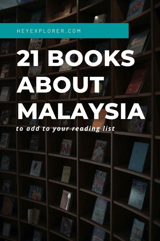books about Malaysia