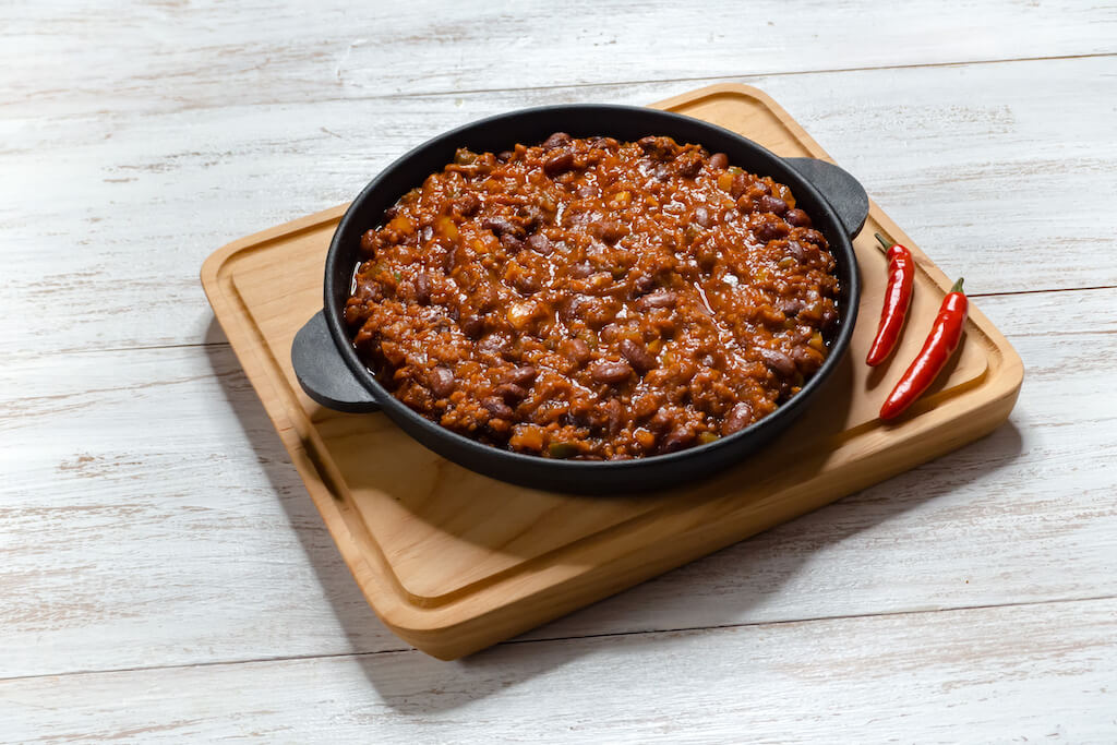 Carne Adovada is a New Mexican dish consisting of pork stewed with ground dried chiles