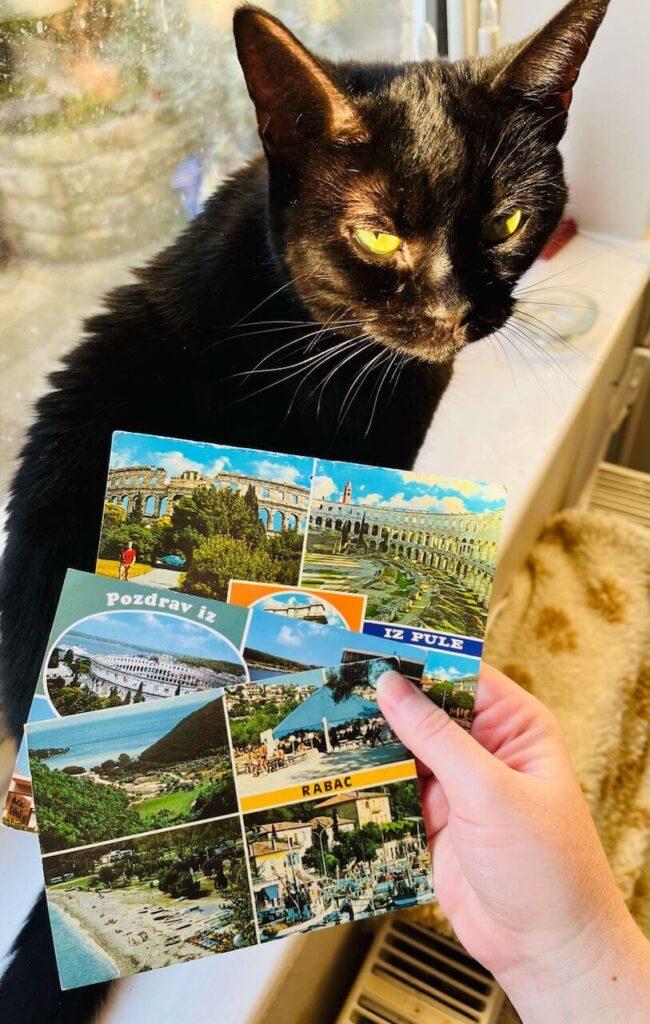 Croatia postcards
