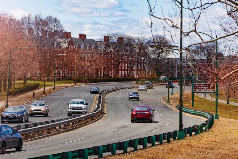 Driving in Massachusetts