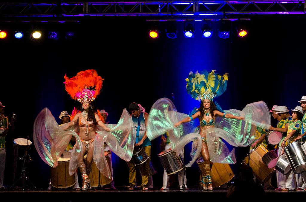 Folkarama festival