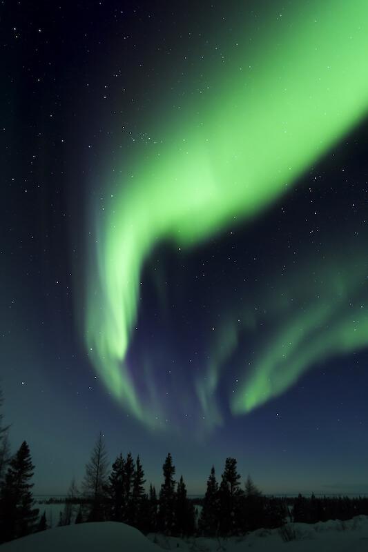 Manitoba Northern Lights