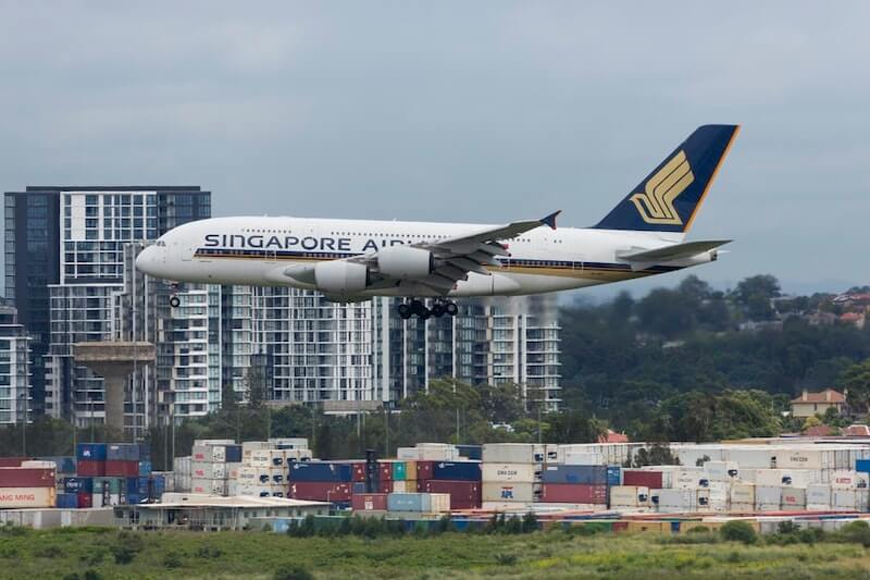 Singapore airilnes