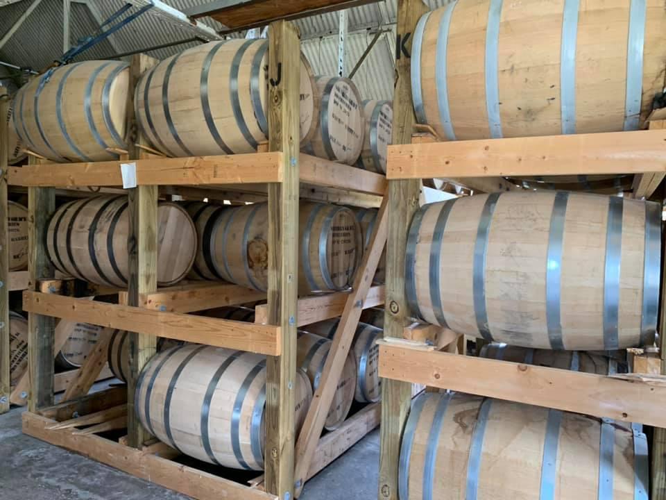Southern Grace Distillery Tour