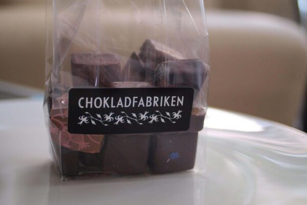 Swedish chocolates