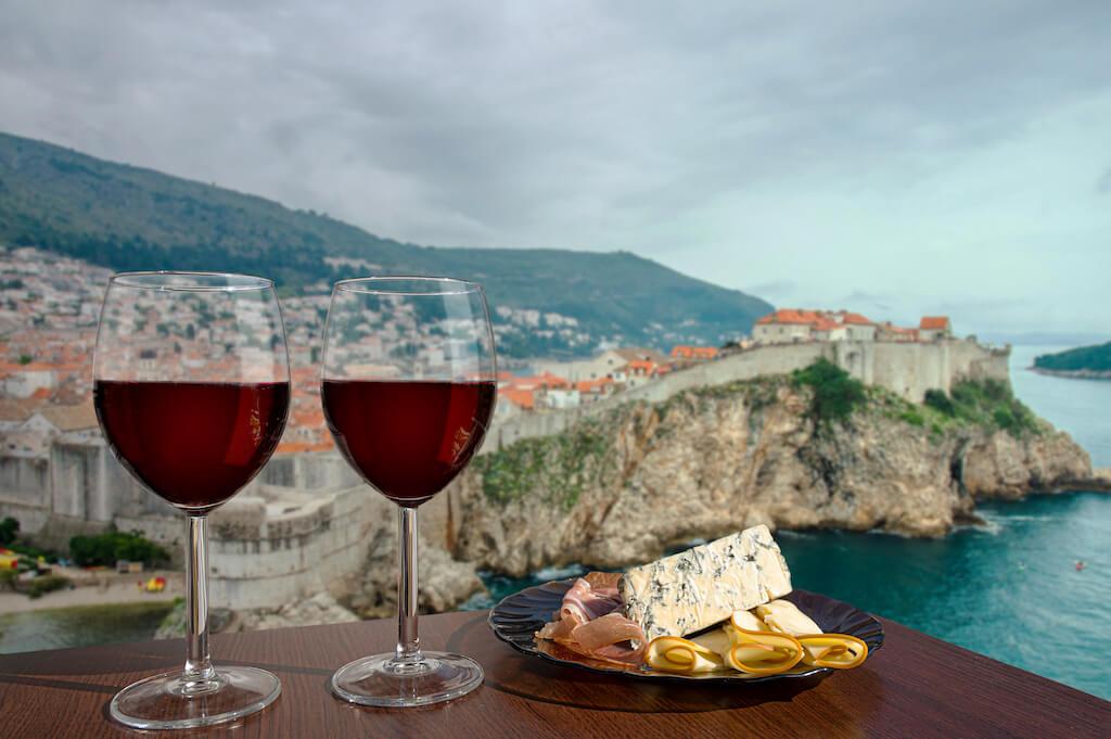 Alcohol in Dubrovnik