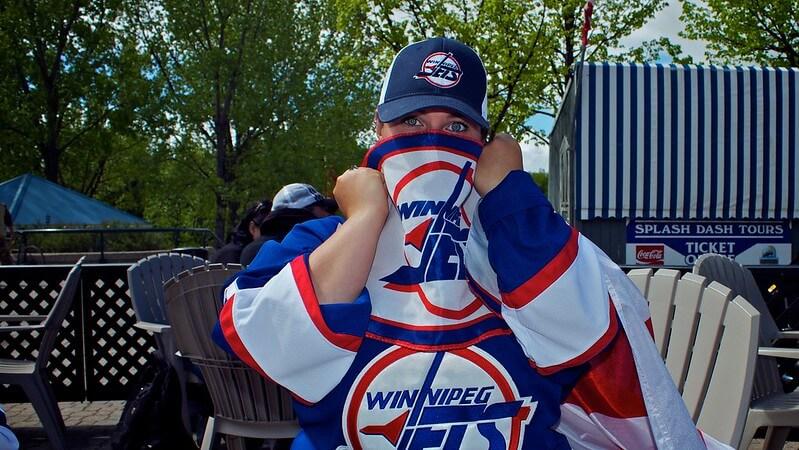 Fan of Winnipeg Jets